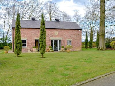Wonderful, detached holiday home | The Coach House, Houghton, near Carlisle