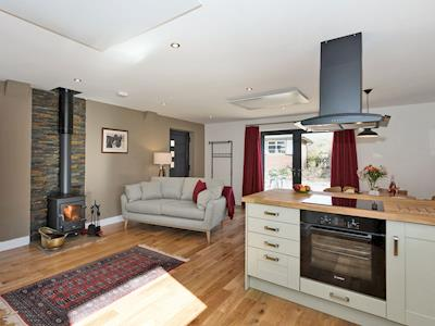 Superbly renovated open plan living space | The Old Woodshed, Goosnargh, near Longridge