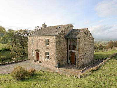 Attractive detached stone-built holiday home | Throstle Hall Cottage, Twiston, near Clitheroe