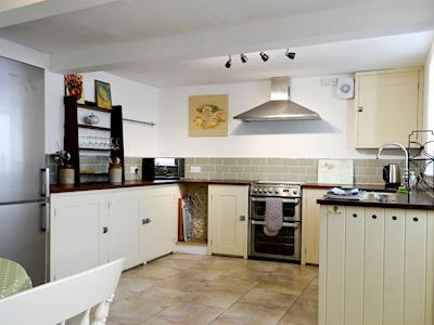 Kitchen and dining area | Firbank Cottage, Dearham, near Maryport