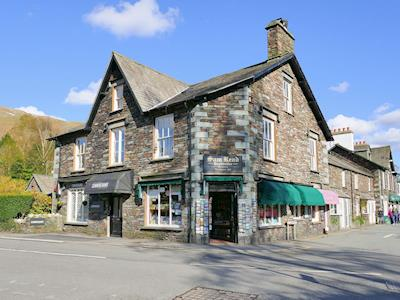 Traditional Cumbrian building with upper floor apartment | Russet Eaves, Grasmere