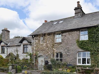 Charming stone-built terraced house close to Kendal | The Carters Cottage, Sedgwick, near Kendal