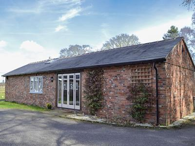 Superb single storey cottage in extensive grounds | The Annexe, Lower Withington, near Knutsford