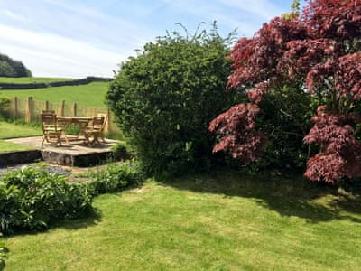 Peaceful garden with sitting-out area | Blenheim, Motherby, near Penrith