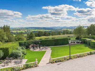 Wonderful views over the garden and grounds | The Mews @ Roundthorn, Roundthorn, near Penrith