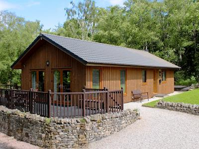 Charming holiday property ideally placed for exploring the north of England | Rowanburn Lodge, Greystoke, near Penrith