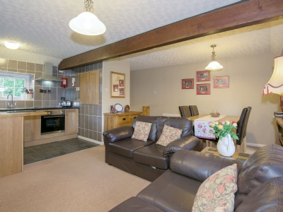 Open plan living/dining room/kitchen | Windale, Great Salkeld near Penrith