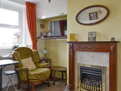 Characterful living and dining room | Cosy Cottage, Allonby, near Maryport