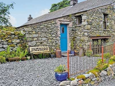 Exterior | Woodend Cottages - The Buttery, Woodend, Birker Fell, nr. Ulpha
