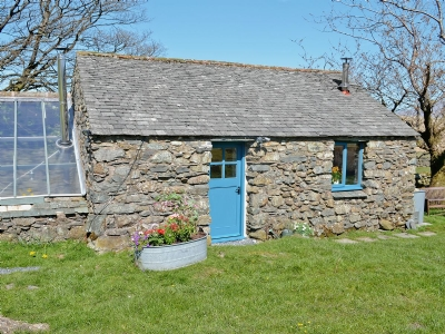 Exterior | Woodend Cottages - The School House, Woodend, Birker Fell, nr. Ulpha