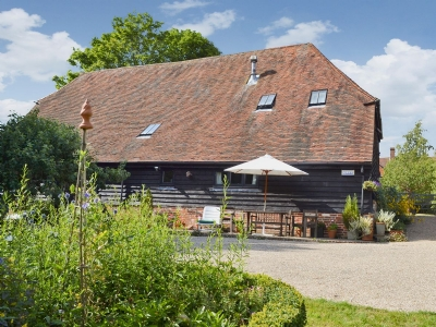 Exterior | Mount House Barn, Burwash