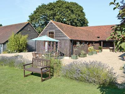 Exterior | Combe Hill Farm - The Byre, Ninfield, nr. Battle