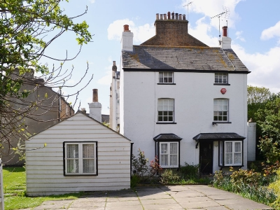 Exterior | Nelson Cottage, Broadstairs