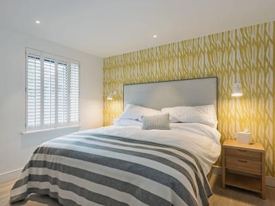 Beautifully decorated double bedroom | Number 1 - The Salterns, Chichester Marina