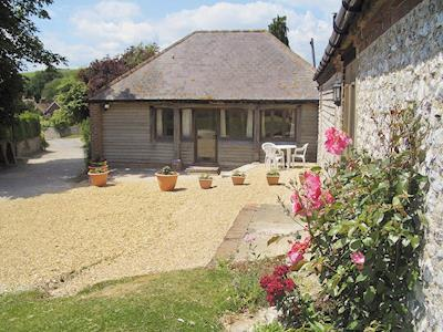 Exterior | Compton Farm Cottages - The Plough Shed, Compton, nr. Chichester