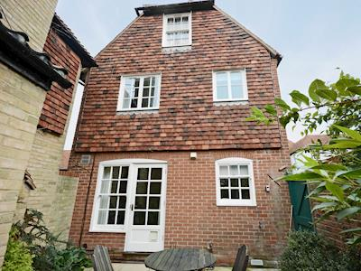 Exterior - Rear | Stour Cottage, Sandwich