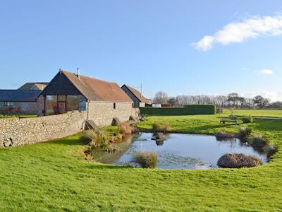 Exterior| St Radigund's Abbey Farm - The Stables, River, nr. Dover
