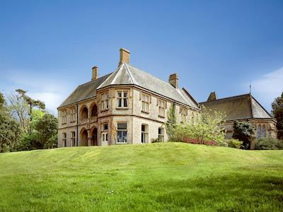 Stunning Grade II listed English Heritage manor built in 1871 | Weston Manor House, Totland, near Yarmouth