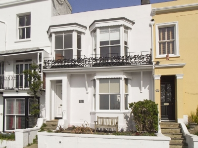 Exterior | Bay House, Hastings
