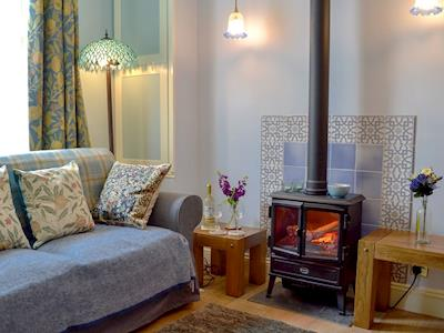 Well presented, comfortable living room | Larkspur, St Leonards-on-Sea, near Hastings