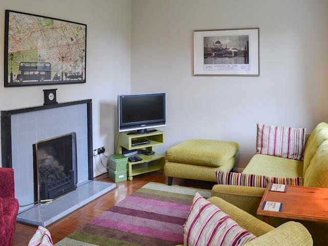 Living room | Retro City Base, Blackheath, London