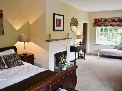 Bedroom | Leeds Castle Holiday Cottages - Keeper's House, Maidstone