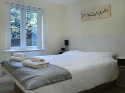 Typical double bedroom | Room and Roof Serviced Apartments, Southampton
