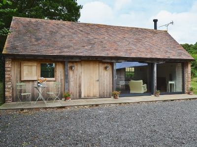 Exterior | The Cart Lodge, Gun Hill, nr. Heathfield