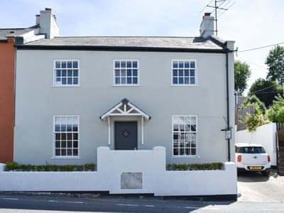 Characterful holiday home | Providence House, Uplyme, near Lyme Regis