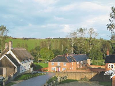 Surrounding area | Flax Cottage, Waytown, nr. Bridport