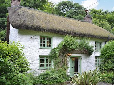 Exterior | George's Cottage, Bucks Mills, nr. Clovelly