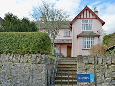 Semi-detached property with lovely views towards Hembury Woods | Buckfast Abbey Cottages - St. Petroc, Buckfastleigh