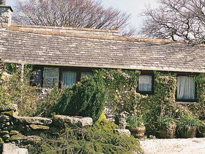 Sandy Barn Cottages - Cross Cottage, St Breward, Bodmin Moor