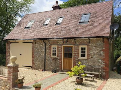 Exterior | The Coach House @ The Old Rectory , Buckland St Mary, near Chard