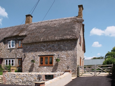 Exterior | Two Bridge Cottage, Bridge, nr. Chard