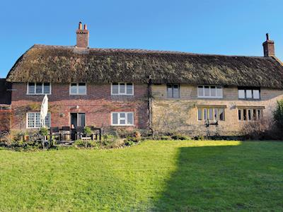 14th Century historic farmhouse in rural setting | North End Farm Cottages - North End Farm House, Chideock, near Bridport