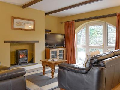 Charming living area | Wheelwrights - Friars Cottages, Kentisbury Ford, near Barnstaple