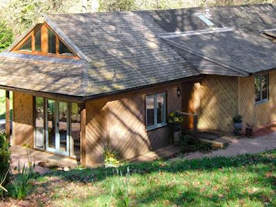 Wonderful cabin situated within the Dartmoor National Park | Brook Lodge - Dartmoor Lodges, Doccombe, near Dunsford