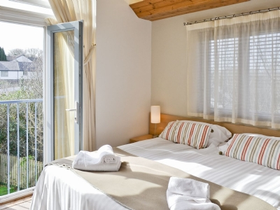 Typical Double bedroom | The Valley - The Haven , Carnon Downs, nr. Truro