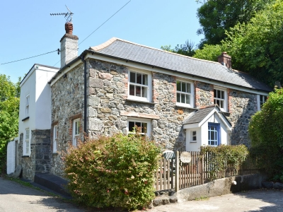 Exterior | East End Cottage, Porthallow
