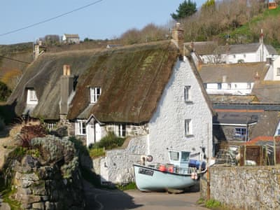 Exterior | Old Dolphin Cottage, Cadgwith
