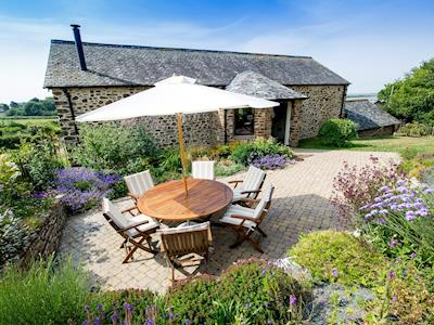 Beautifully restored, stone barn | The Old Shippon, Pancrasweek, near Holsworthy
