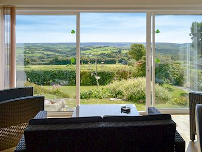 Living Room View | Beacon Cottage, Bittaford, nr. Ivybridge