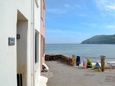 Holiday property with the beach on the doorstep | Norcot 1, Kingsand, near Torpoint