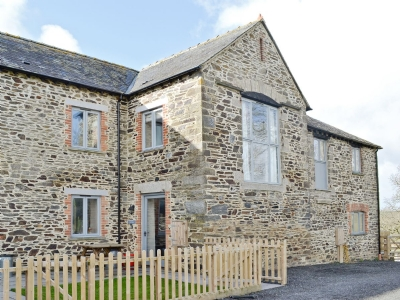 Exterior | Netherbridge Farm - Owl Barn, St Giles-on-the-Heath, nr. Launceston