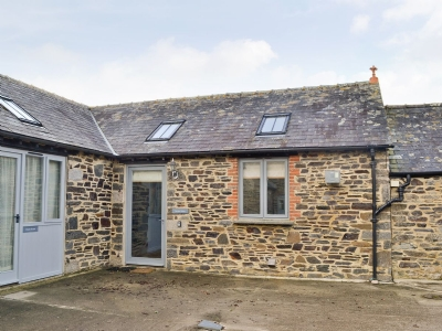 Exterior | Netherbridge Farm Cottages - Robin Barn, St Giles on the Heath, nr. Launceston