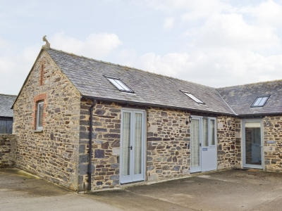 Exterior | Netherbridge Farm Cottages - Wren Barn, St Giles on the Heath, nr. Launceston