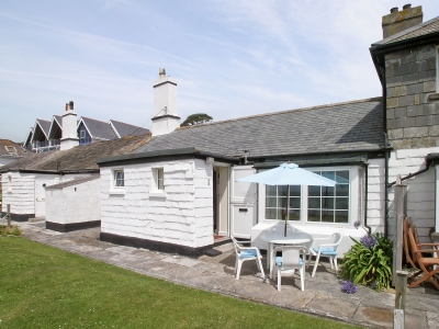 Exterior | Coastguard Cottage, Downderry, nr. Looe