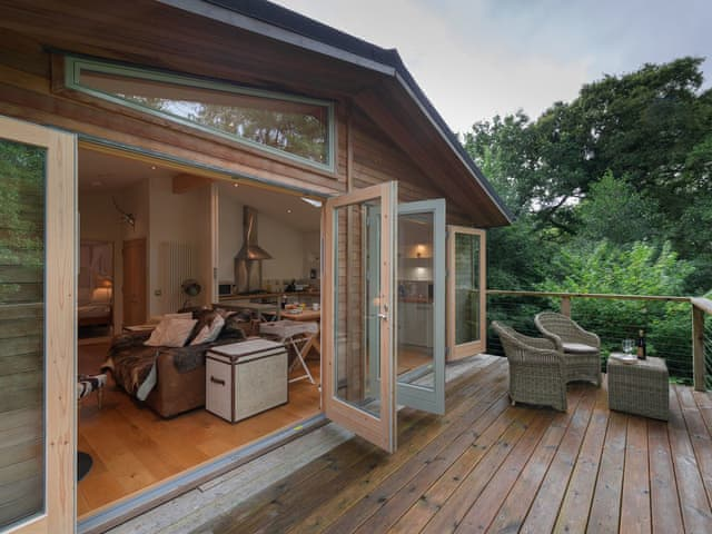 Brilliant Romantic Holiday Cottage In Lanreath Near Looe With 1 Download Free Architecture Designs Remcamadebymaigaardcom