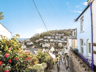 Exterior | Puffin Cottage, West Looe